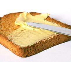 北海道産の材料を使ったよつ葉バター