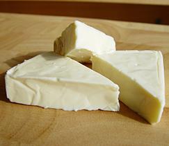 北海道産の材料を使ったチーズケーキ