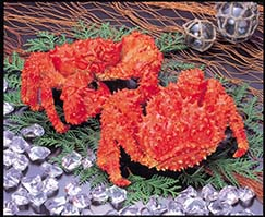 花咲ガニの美味しい解凍法