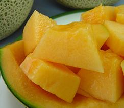 いろいろなメロンのアレンジレシピ
