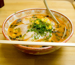 北海道ラーメンの特徴